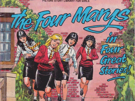 The Rise and Fall (And Possible Rise?) Of Girls Comics, Part One