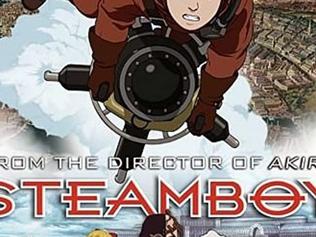 'Steamboy' review