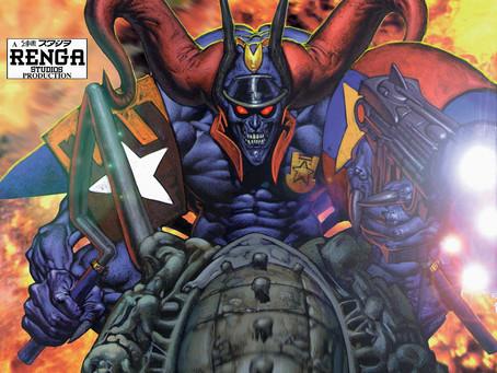 Comics Of Infinite Earths: Renga!