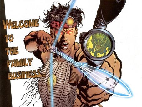 Comics Of Infinite Earths: A Valiant Failure