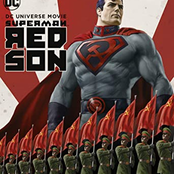 'Superman: Red Son' film review