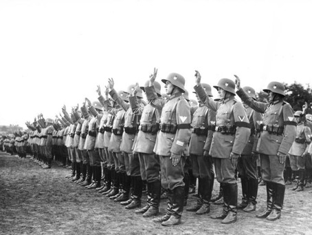 The Army of A Victorious Third Reich