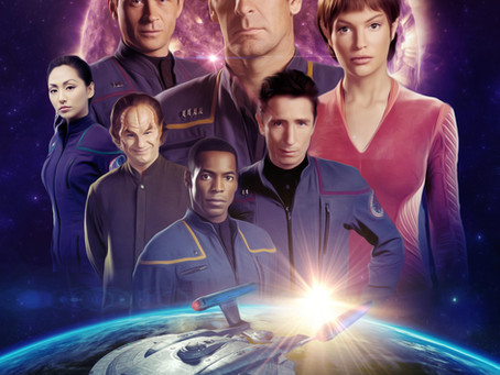 Prequel Problems: Star Trek Enterprise and the Temporal Cold War