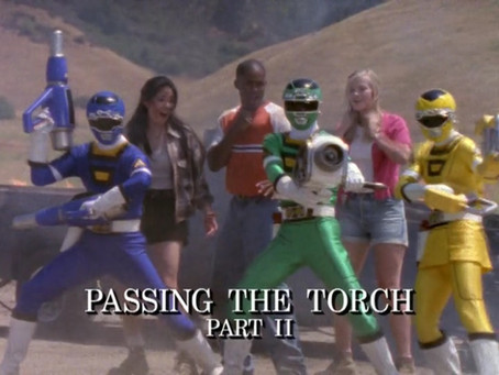 Media Musing Counter Factuals: Power Rangers Turbo and the changeover that wasn't