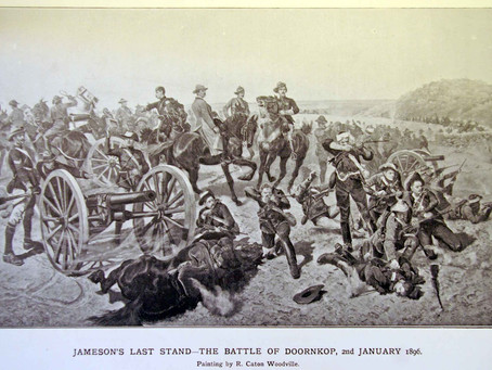 Africa during the Scramble: The Jameson Raid