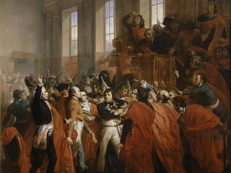 The 18th Brumaire of the Abbé Sieyès