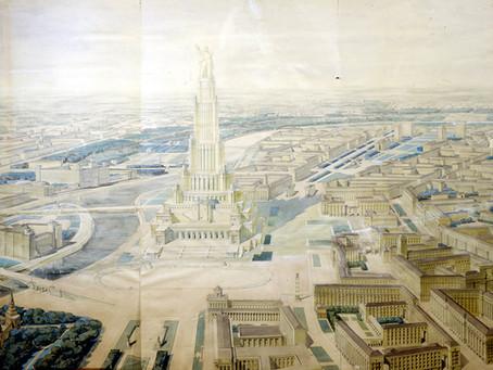 Unbuilt Moscow