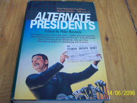 Review: Alternate Presidents
