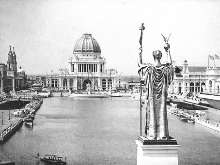 Chains of Consequence: Chicago 1893, Fountain of Modernity