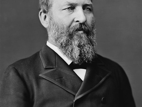 Chains of Consequences: The Obscure Presidential Assassinations – James A. Garfield