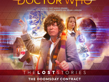 Doctor Who: The Doomsday Contract