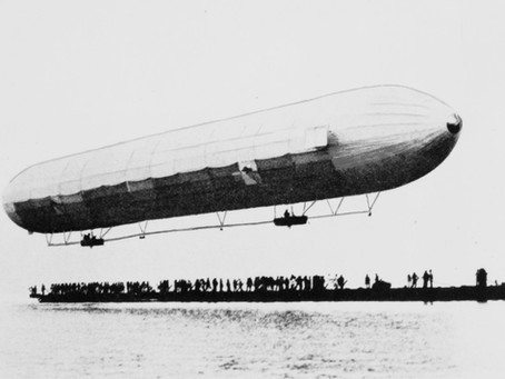 'The War in the Air' and the Cult of the Airship