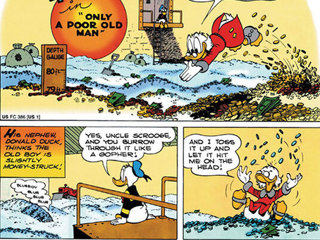 Prequel Problems: The Duck Universe of Carl Barks and Don Rosa, Part 2