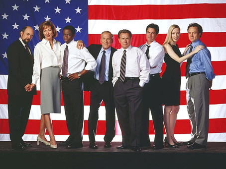 """Walk With Me"": The Alternate History of The West Wing"