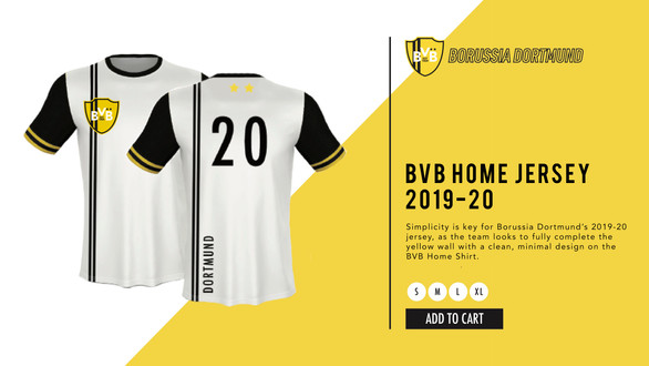 Jersey Redesign