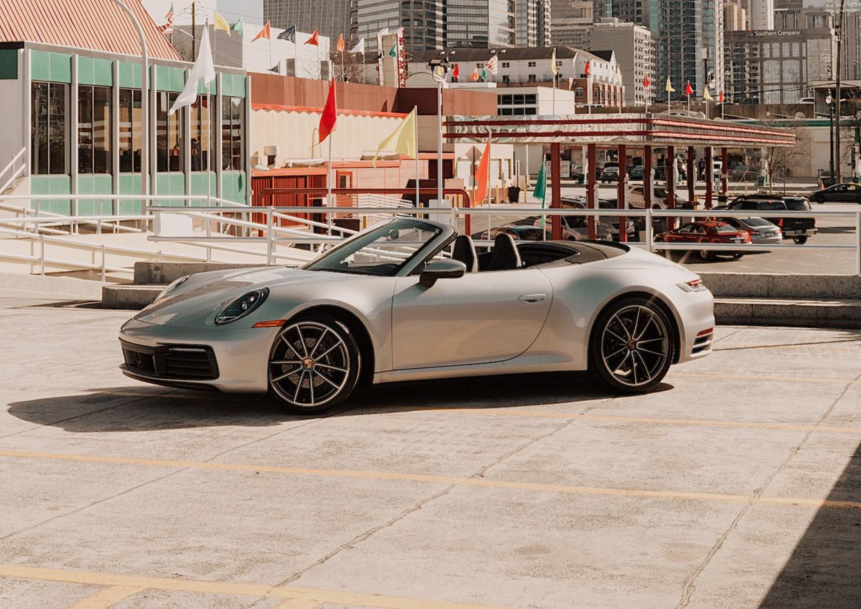 992 Carrerra Cabriolet