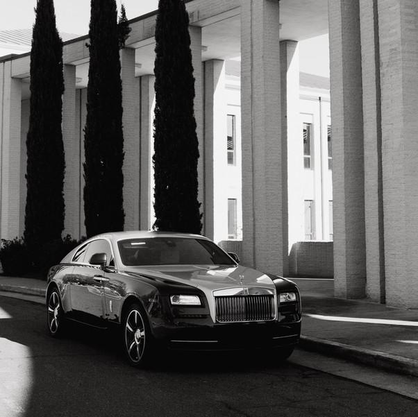 Rolls Royce Charlotte