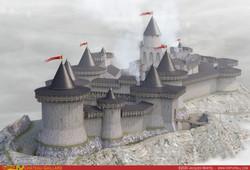 58 Chateau Gaillard Sud-Est Brume