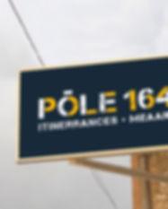 Bienvenu au Pôle 164