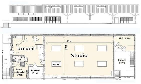 Pôle 164 studio danse