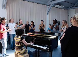 atelier Chorale Gospel Marylène Olivier