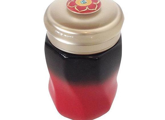 Porcelain Water Bottle | Red | 10 oz.