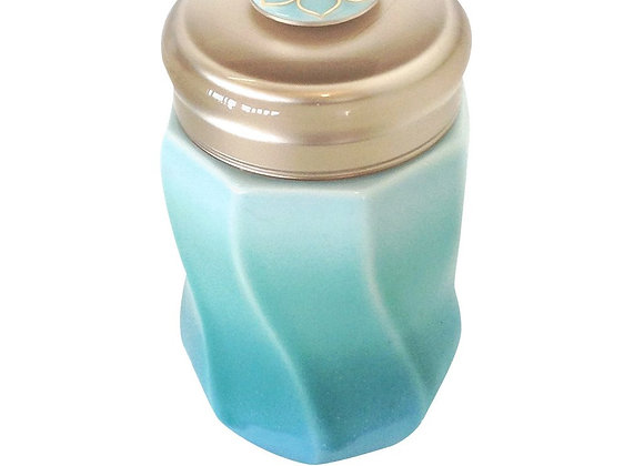 Porcelain Water Bottle | Blue | 10 oz.