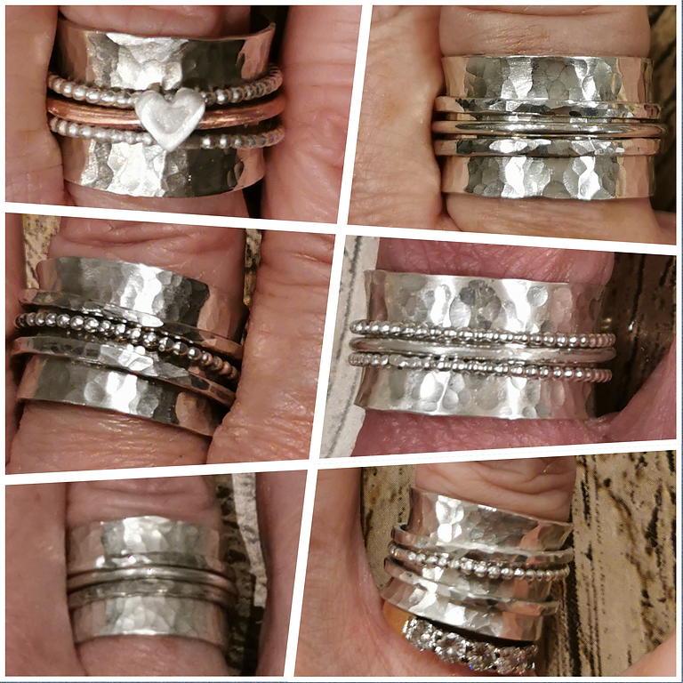 Spinning Rings