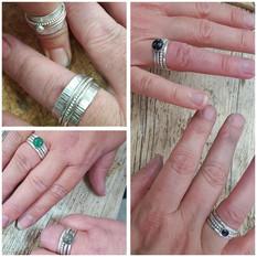 Multi ring making day