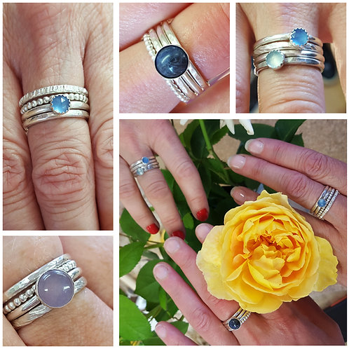 Stacking Rings Workshop -  Bonds Lifestyle, Stratford-Upon-Avon
