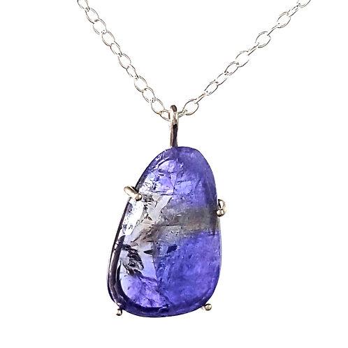 Purple Tanzanite Pendant