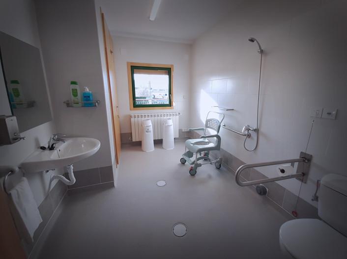 Baño geriátrico