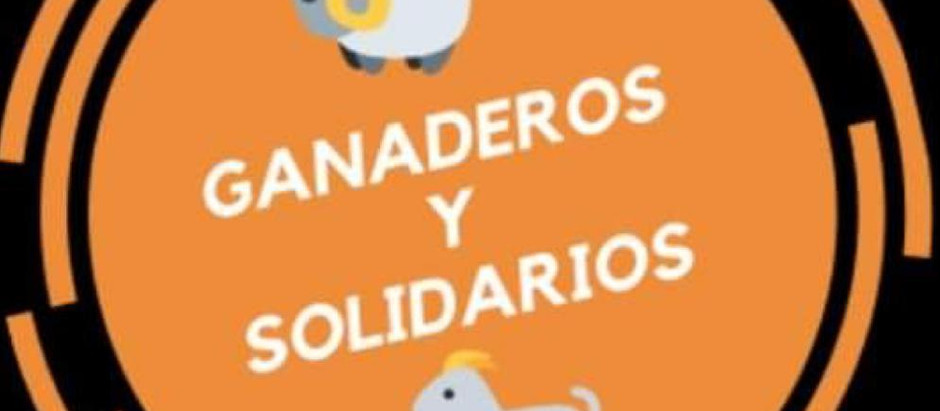 Muchas gracia a Ganaderos y Solidarios