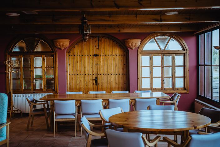 Sala de los ventanales