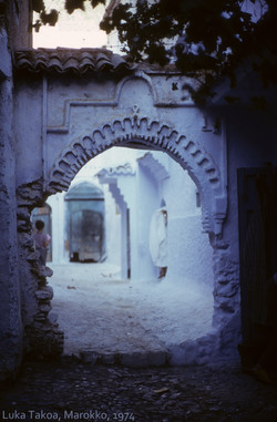 Whitewashed Arc / Marokko 1974