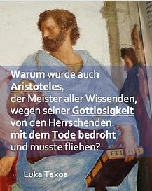 Philosophie, Luka Takoa