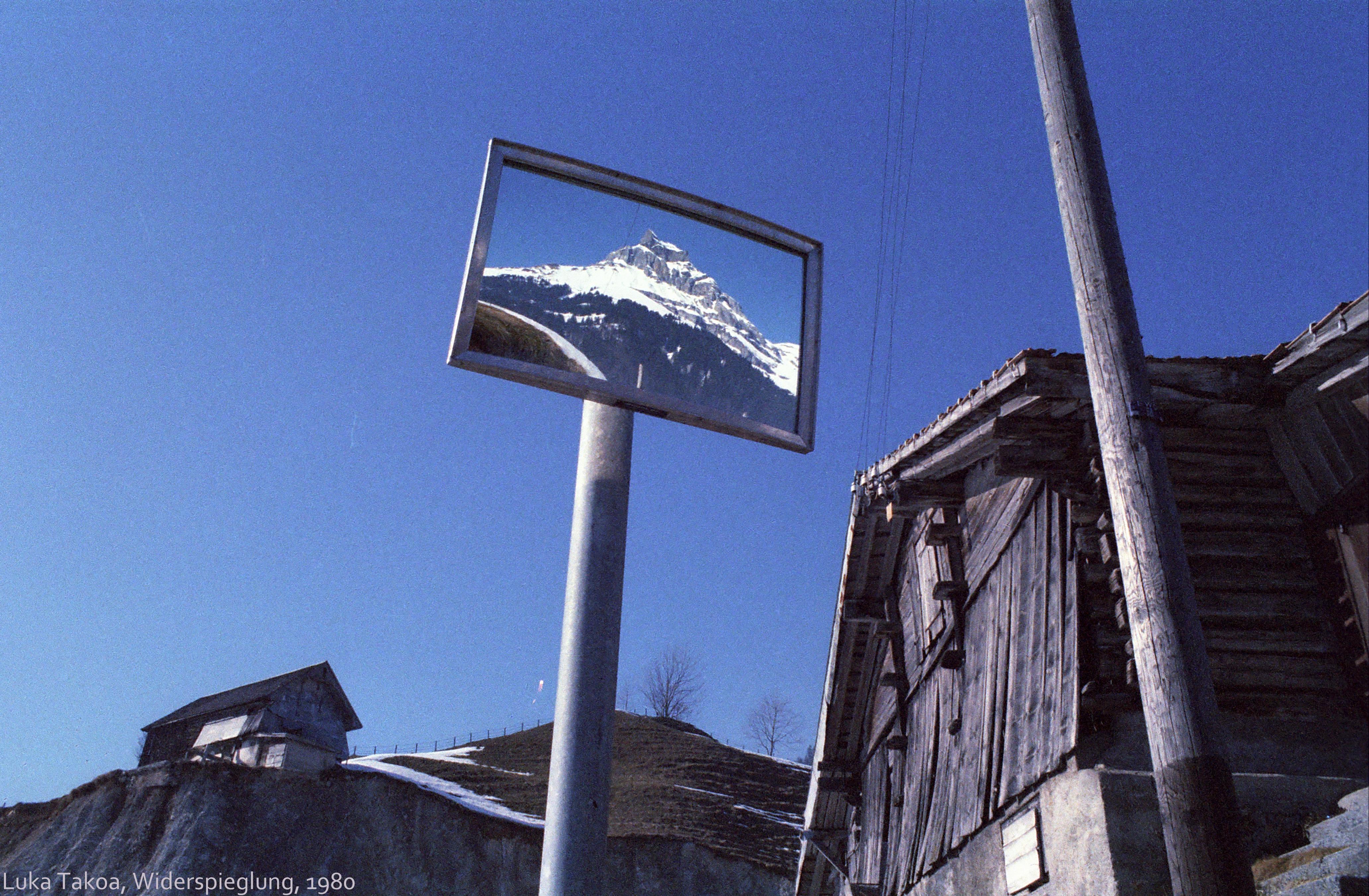Widerspieglung / Engelberg 1980