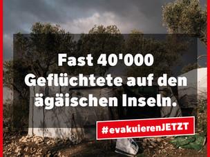 """Appell """"Für die Evakuierung der griechischen Flüchtlings-Camps"""""""