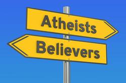 Atheists - Believers