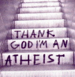 Gottseidank bin ich Atheist
