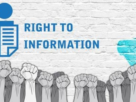 RTI AMENDMENT BILL , 2019