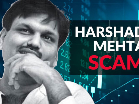 Harshad Mehta V. Central Bureau of Investigation