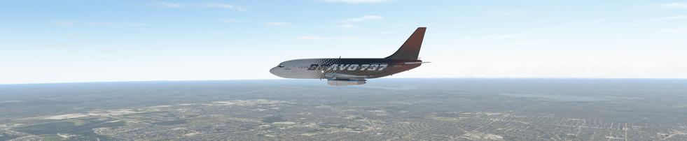 BRAVO 737-200 LOW CRUISE