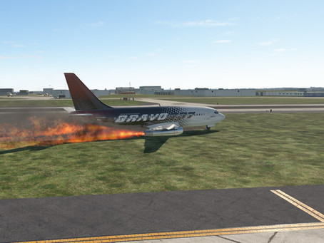 Welcome Aboard BRAVO 737