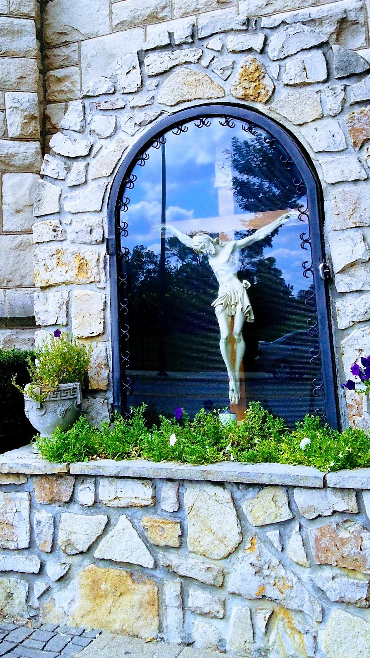 Front Crucifix 3