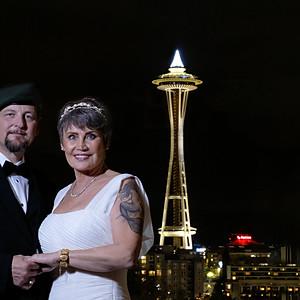 Christopher and Debi's Wedding