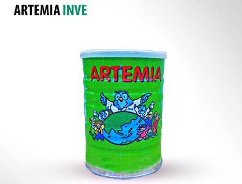 Artemia INVE ISW