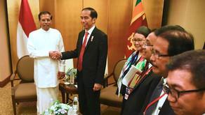 Indonesia-Sri Lanka Jalin Kerja Sama di Bidang Kelautan dan Perikanan