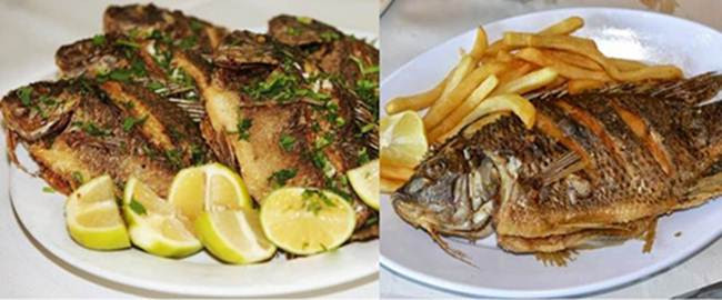 menu Ikan Santo Petrus