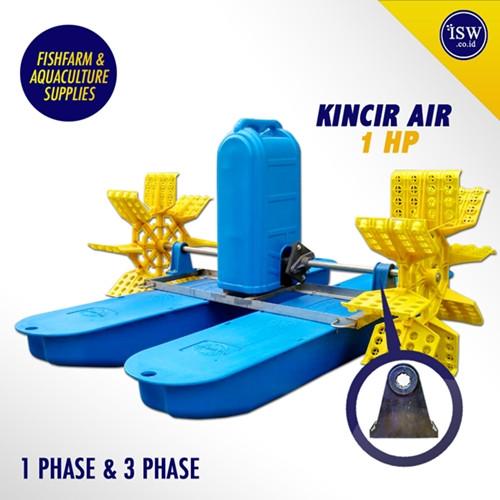 jual kincir air tambak 1 phase 3 phase